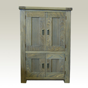 Cupboard Antique 90x45x120 cm