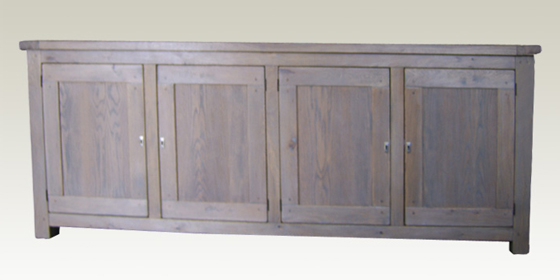 Cupboard Antique 240x47x85 cm