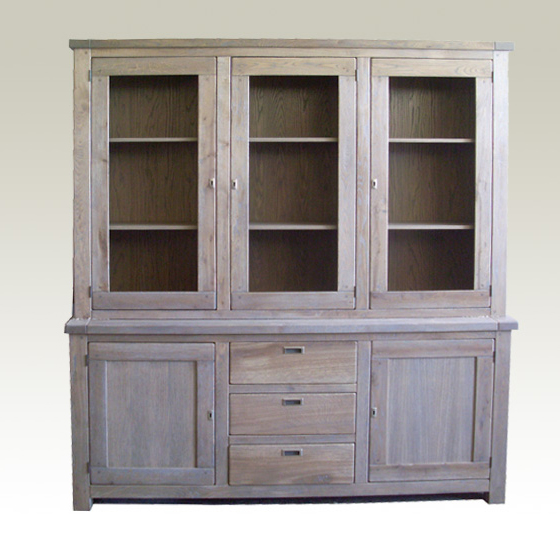 Cabinet Showcase Antique 200x47x210 cm