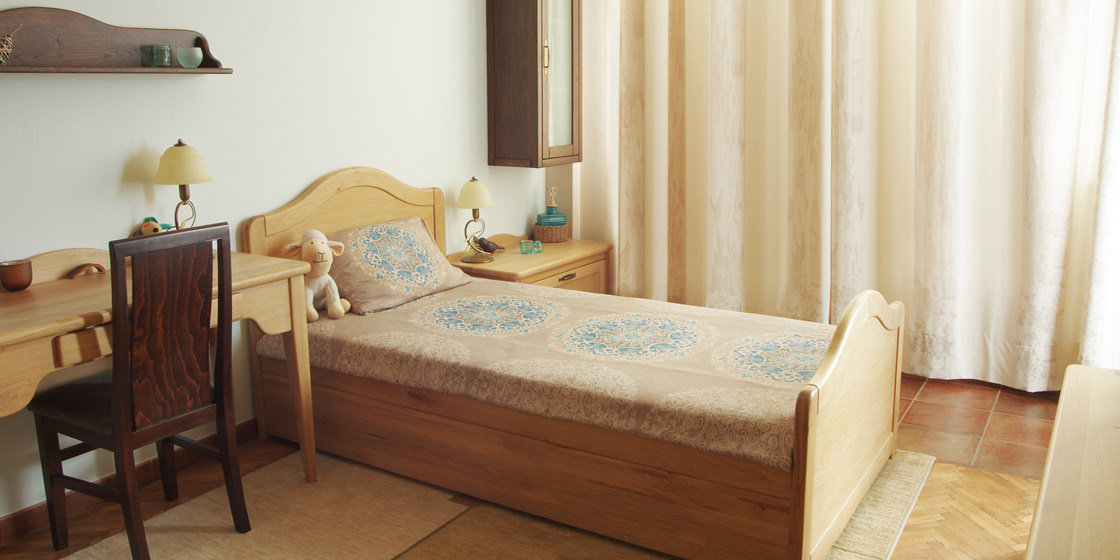 Maria Mebel 2000 is a Bulgarian company manufacturing classic solid wood furniture in compliance with any and all relevant standards and requirements...