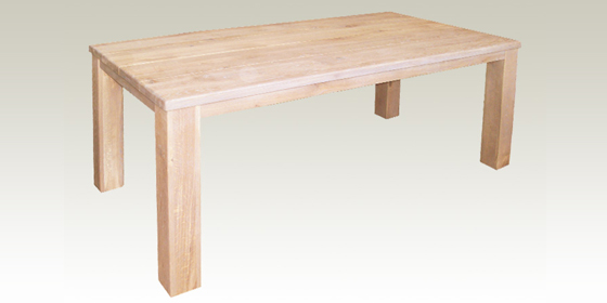 Dining table Antique 160x90x78 cm